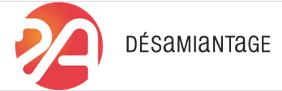 Logo - 2A désamiantage